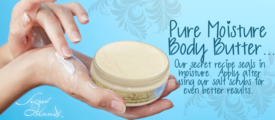 Exotic Body Butter