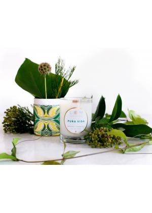 Light of Mine (LOM) Soy Candle- Bergamot Lemongrass